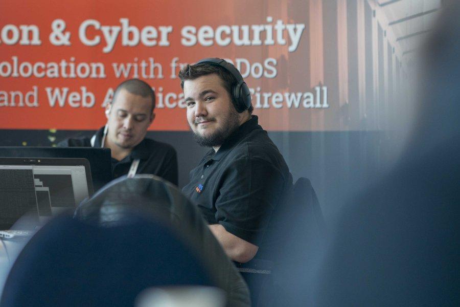 DDoS attack hackathon