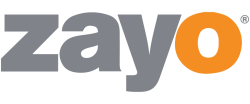 Zayo is connected by 100G connections