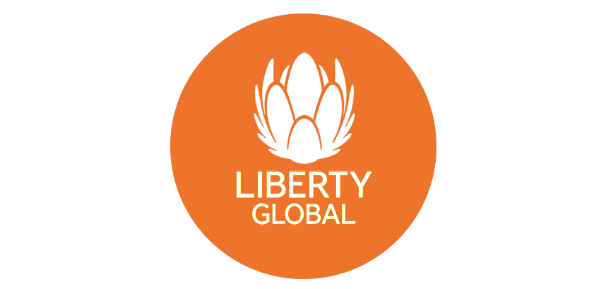 Liberty Global is connected by a 100G PNI connection to Serverius