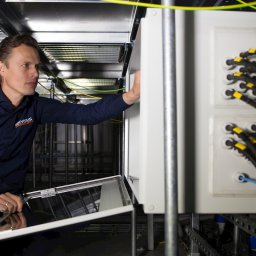 ABB data center powers the electrification of Dutch colocation Data Center