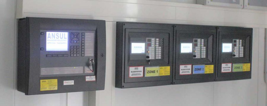 control room systems