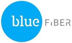 blue fiber data center