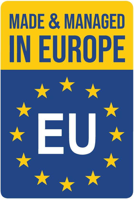 made and managed in europe certificate