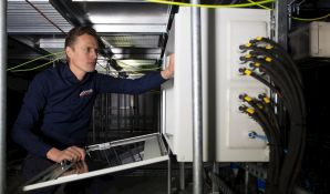 ABB powers the electrification of Dutch colocation Data Center